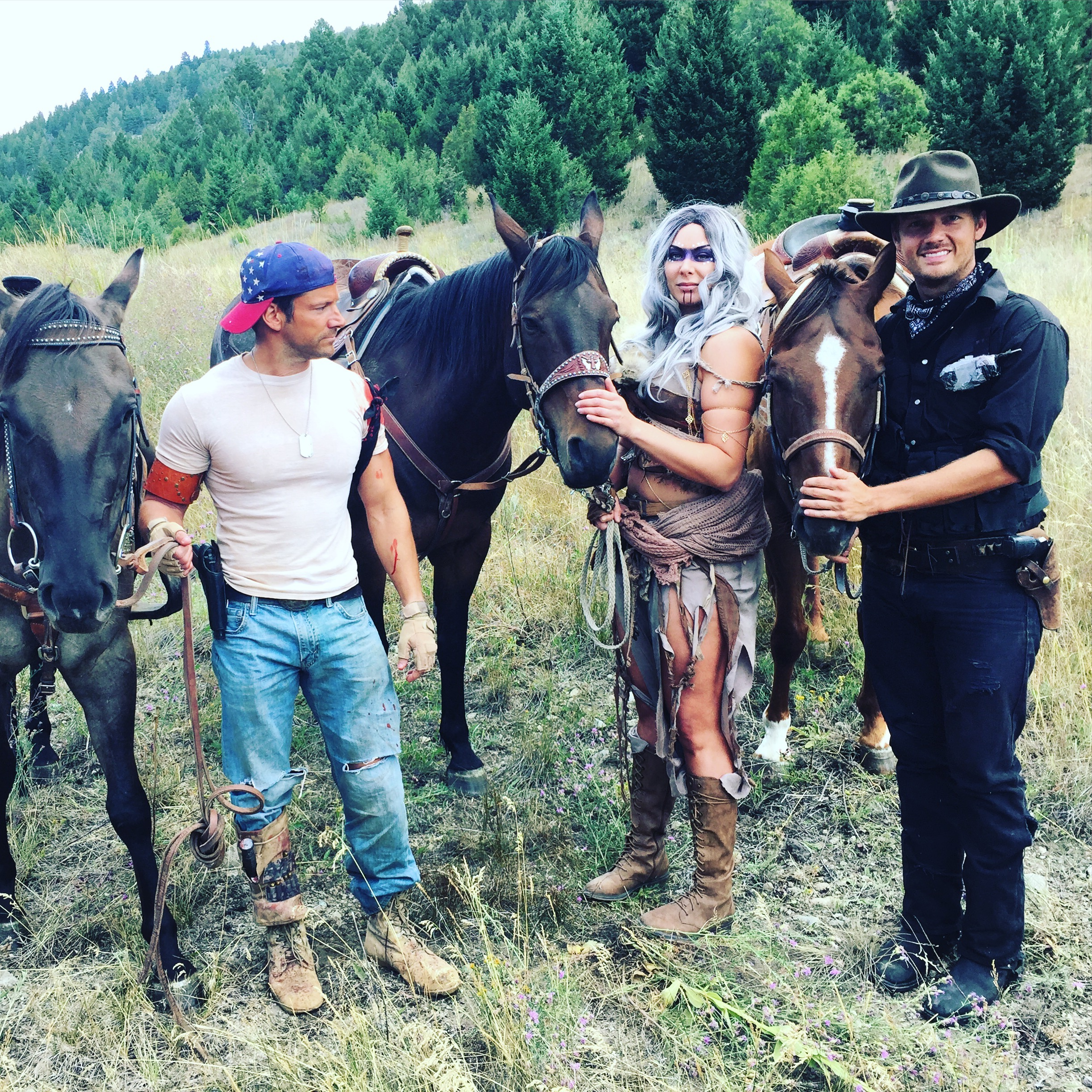 "98 Degrees' Jeff Timmons Teams Up with Boy Bands in SyFy's ""Dead 7"" + Shares Exclusive Photos"
