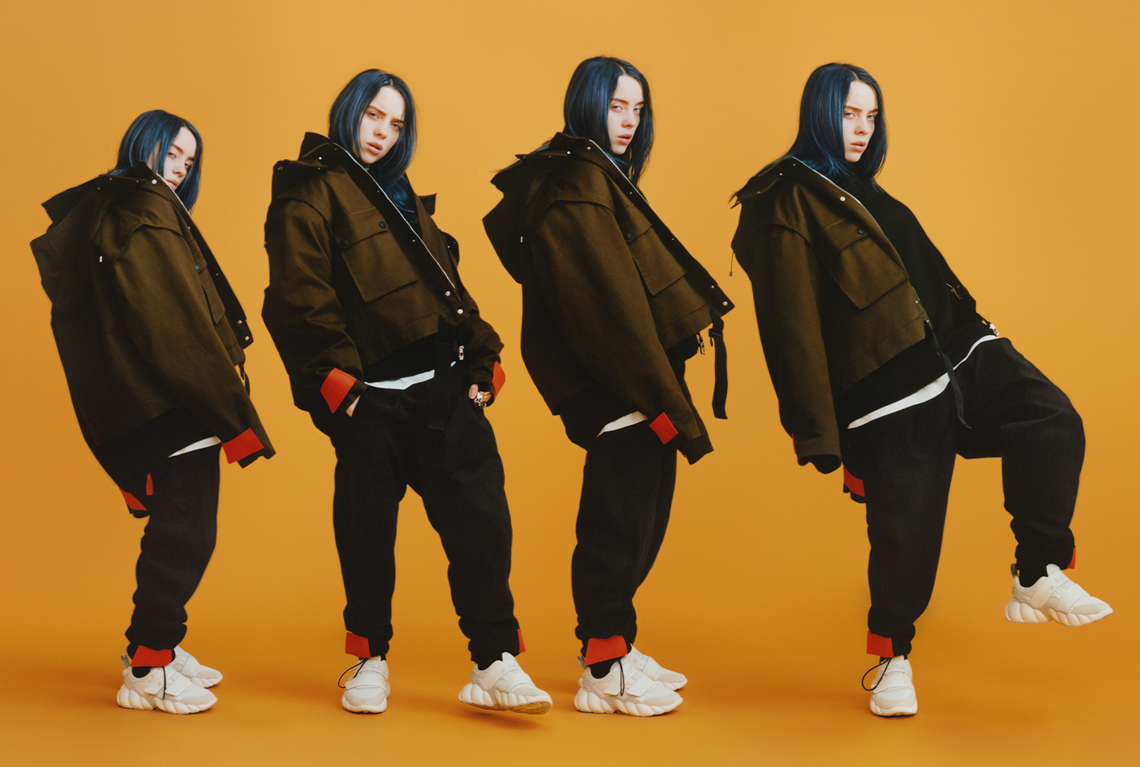 Billie Eilish Stars in Genderless MCM Campaign