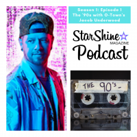 Podcast: E1:S1: The '90s with Jacob Underwood from O-Town
