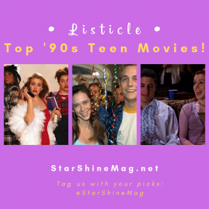 Top '90s Teen Movies