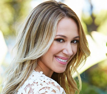 Haylie Duff Shares Tips on Nutrition and Raising Picky Eaters