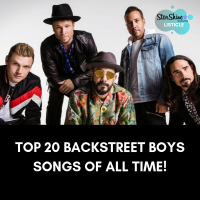 Top 20 Backstreet Boys Songs of All Time!
