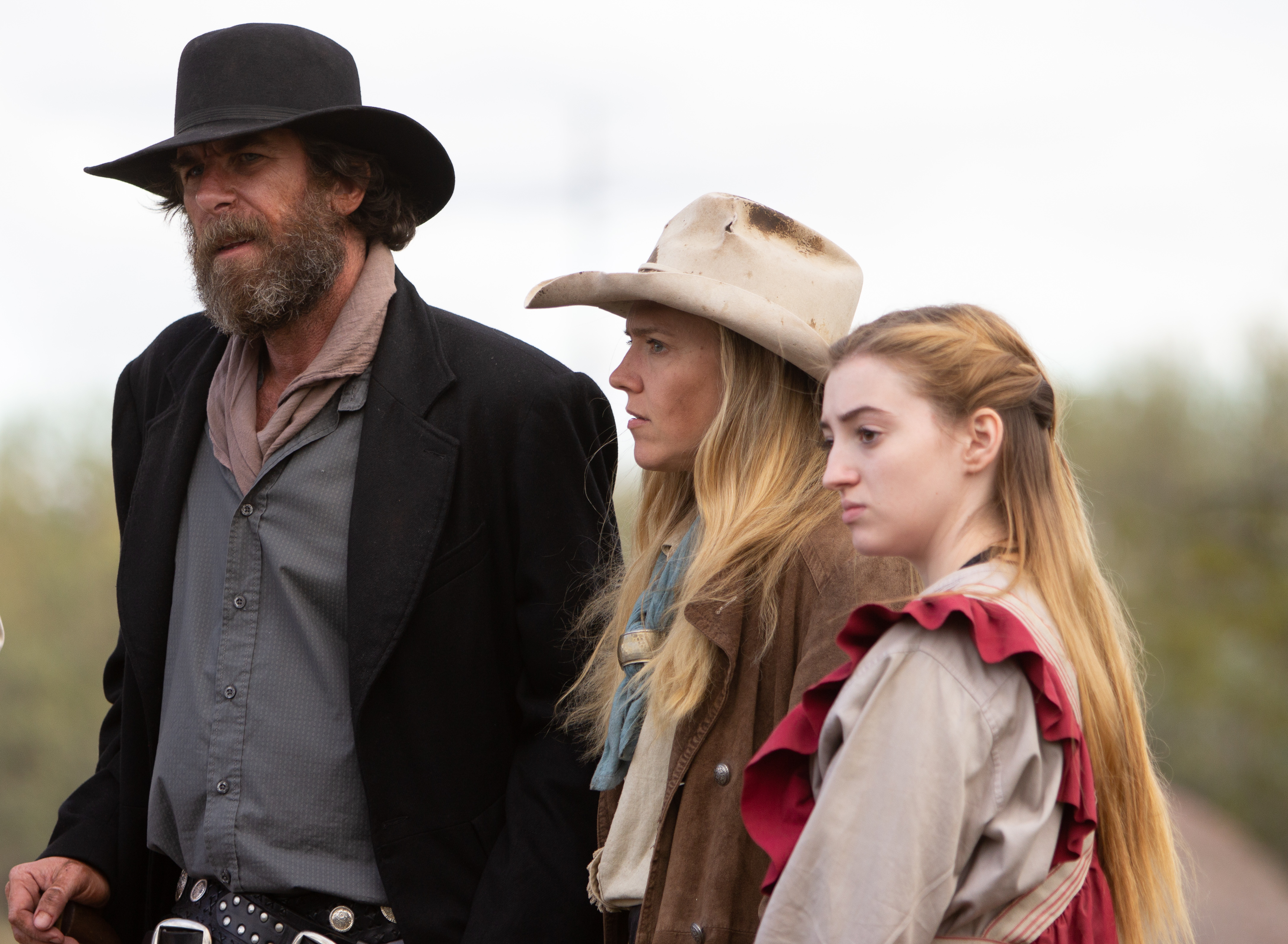 "Anna Harr Chats New Western Thriller ""Eminence Hill"""