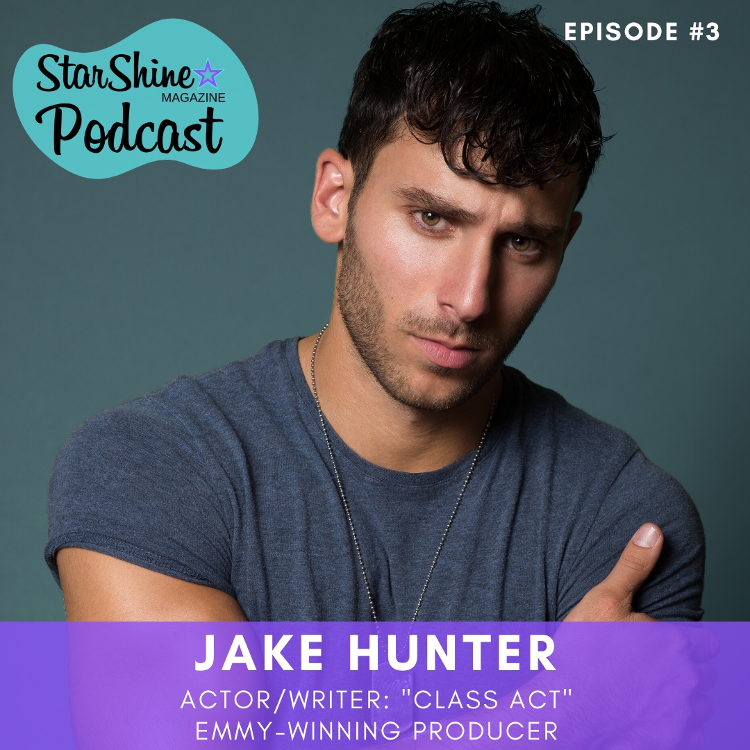 Podcast: Creating Your Own Path with Emmy Winner Jake Hunter