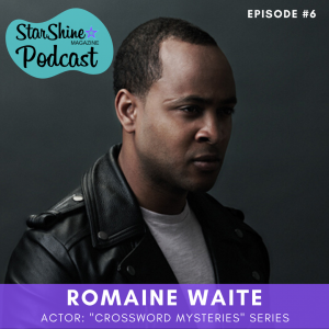 Podcast: Mystery TV Shows with Crossword Mysteries Star Romaine Waite