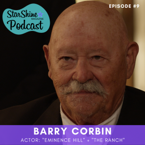 "Podcast: ""Eminence Hill"" Star Barry Corbin"