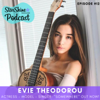 Podcast: Evie Theodorou – Actress, Singer + Model