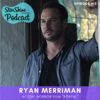 "Podcast: Ryan Merriman from Horror Film ""Portal"""