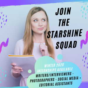 Work with StarShine Magazine