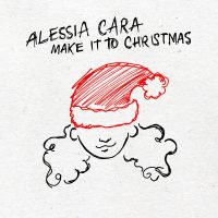 "Alessia Cara Releases New Song ""Make It To Christmas""!"