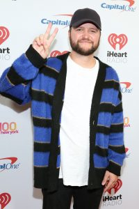 NEW YORK, NEW YORK - DECEMBER 13: Quinn XCII arrives at iHeartRadio's Z100 Jingle Ball 2019 at Madison Square Garden on December 13, 2019 in New York City. (Photo by Monica Schipper/Getty Images)