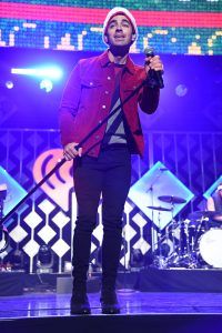 NEW YORK, NEW YORK - DECEMBER 13: Joe Jonas performs onstage during iHeartRadio's Z100 Jingle Ball 2019 Presented By Capital One on December 13, 2019 in New York City. (Photo by Kevin Mazur/Getty Images for iHeartMedia)