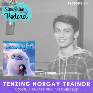Podcast: Abominable's Tenzing Norgay Trainor Chats About The Film
