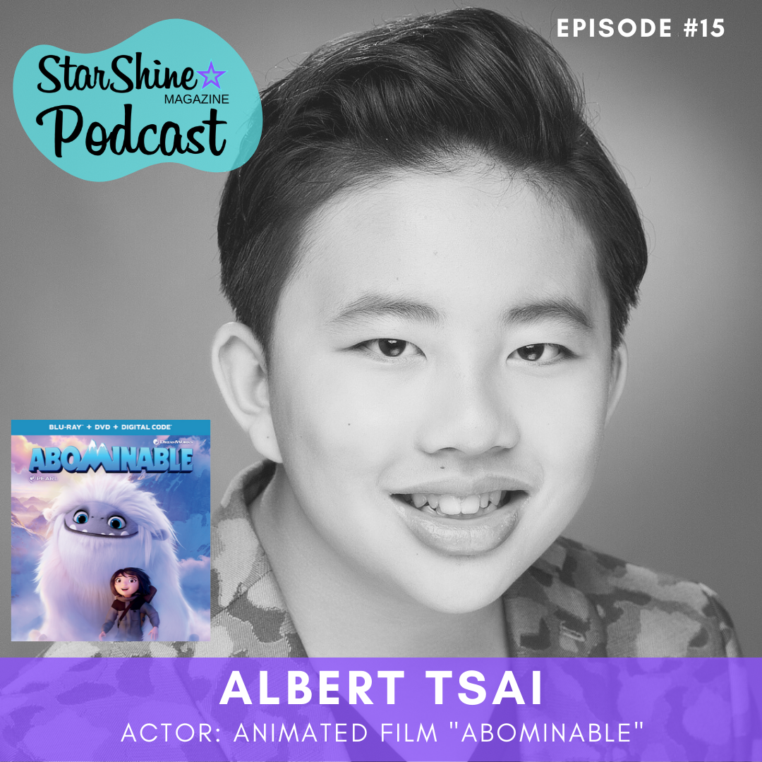 Podcast: Abominable's Albert Tsai Chats About The Film