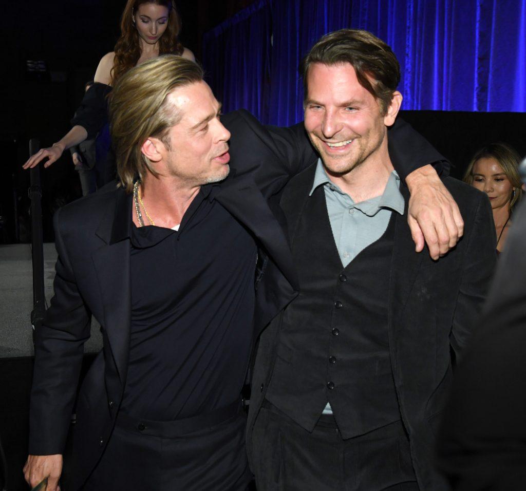 Brad Pitt Bradley Cooper 2020