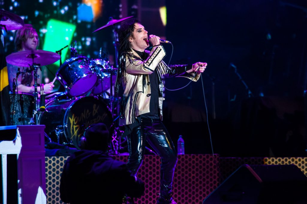 The Struts at Music City Midnight 2019-2020. Photo by Kindell Buchanan / StarShine Magazine
