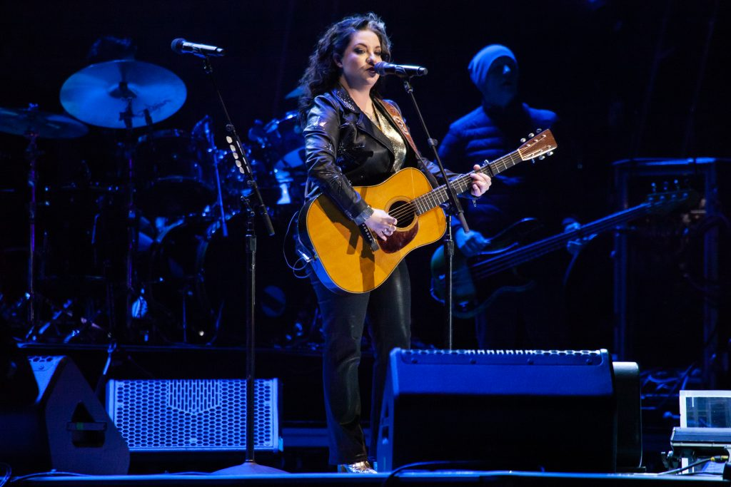 Ashley McBryde at Music City Midnight 2019-2020. Photo by Kindell Buchanan / StarShine Magazine