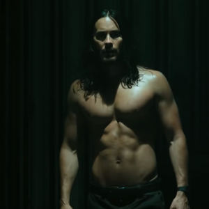 "See Jared Leto in ""Morbius"" Movie Trailer!"
