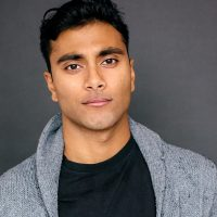 "Meet Praneet Akilla from Netflix's Monster Series ""October Faction"""