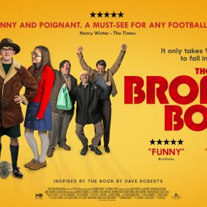 "Brenock O'Connor Stars in Quirky British Comedy ""The Bromley Boys"""