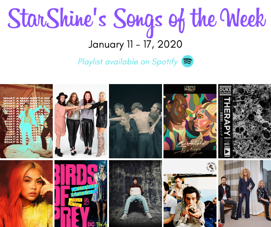 Songs of the Week: Little Big Town, Jonas Brothers, Cooper Phillip + more