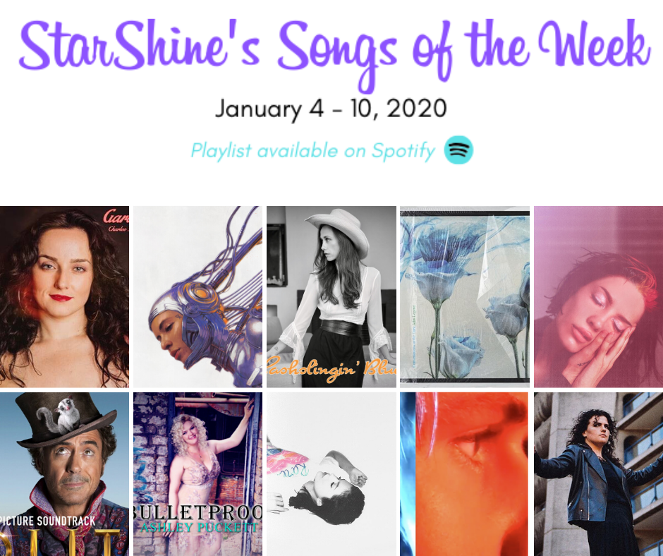 Songs of the Week: Selena Gomez, Charlee Remitz, John Legend + more