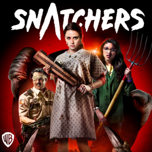 """""""Snatchers"""" Warns Unprotected Sex May Cause Alien Invasion!"""