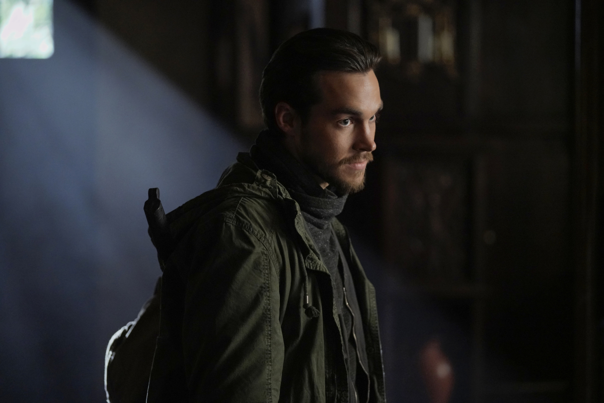 Chris Wood as Kai Parker