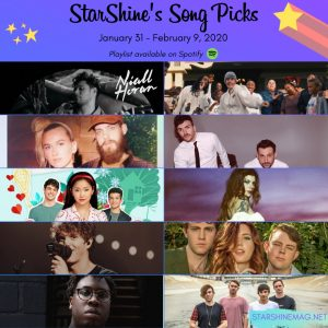 Weekly Song Picks: Justin Bieber, Echosmith, Niall Horan + more