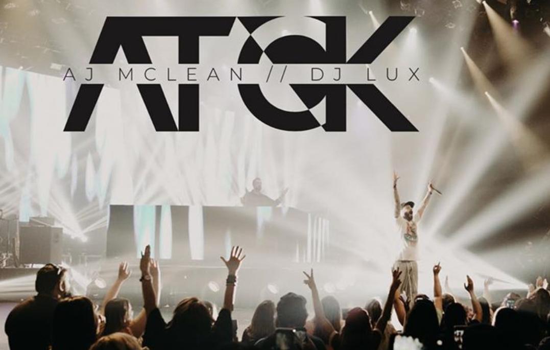 ATCK: Backstreet Boy AJ McLean + DJ Lux Go EDM!