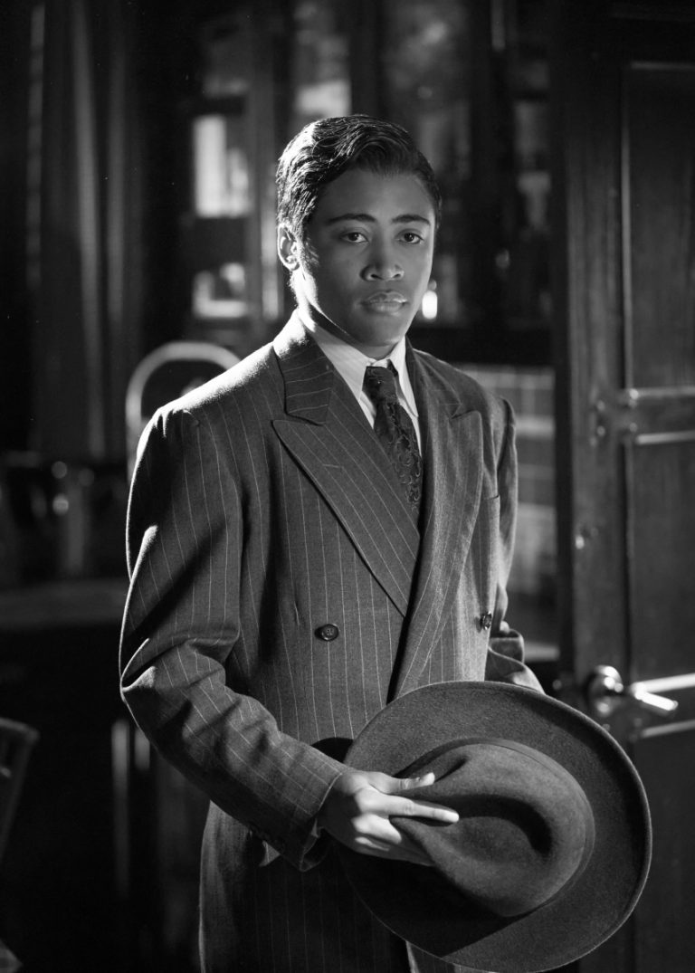 "Legacies -- ""There's a Place Where the Lost Things Go"" -- Image Number: LGC214A_0336bc.jpg -- Pictured: Quincy Fouse as MG -- Photo: Bob Mahoney/The CW -- © 2020 The CW Network, LLC. All rights reserved."