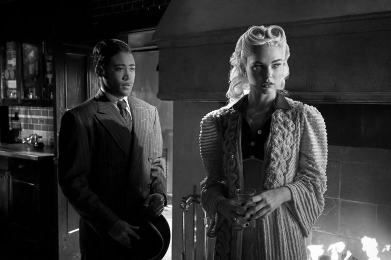 "Legacies -- ""There's a Place Where the Lost Things Go"" -- Image Number: LGC214A_0347bc.jpg -- Pictured (L-R): Quincy Fouse as MG and Jenny Boyd as Lizzie -- Photo: Bob Mahoney/The CW -- © 2020 The CW Network, LLC. All rights reserved."
