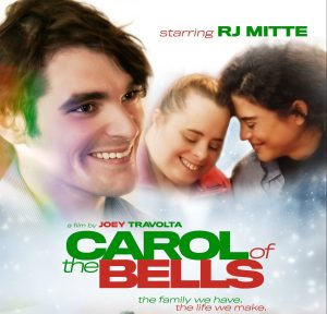 Joey Travolta Discusses 'Carol of the Bells' Now OnDemand + DVD!