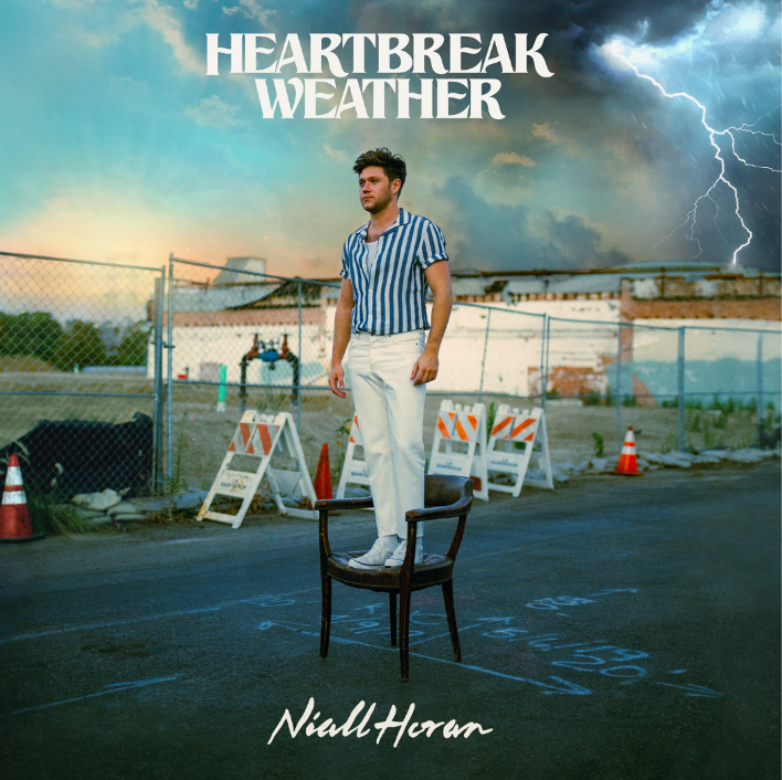 Niall Horan Heartbreak Weather Album cover