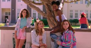 Video: Jessica Rothe, Ashley Murray, Chloe Bennet, + Jessie Ennis Sing The Go-Go's Classic