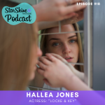 Locke & Key's Hallea Jones Chats on the StarShine Mag Podcast