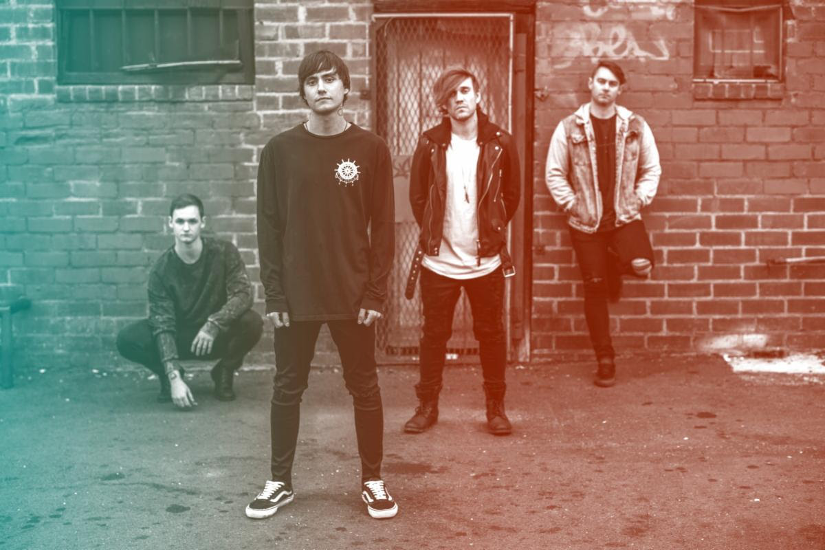 Between Kings Release 'Antidote EP' + Fan-Filled Video for New Single