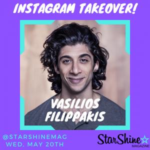 "Instagram Takeover + Live Stream: Vasilios Filippakis (""Fak Yaas"")"