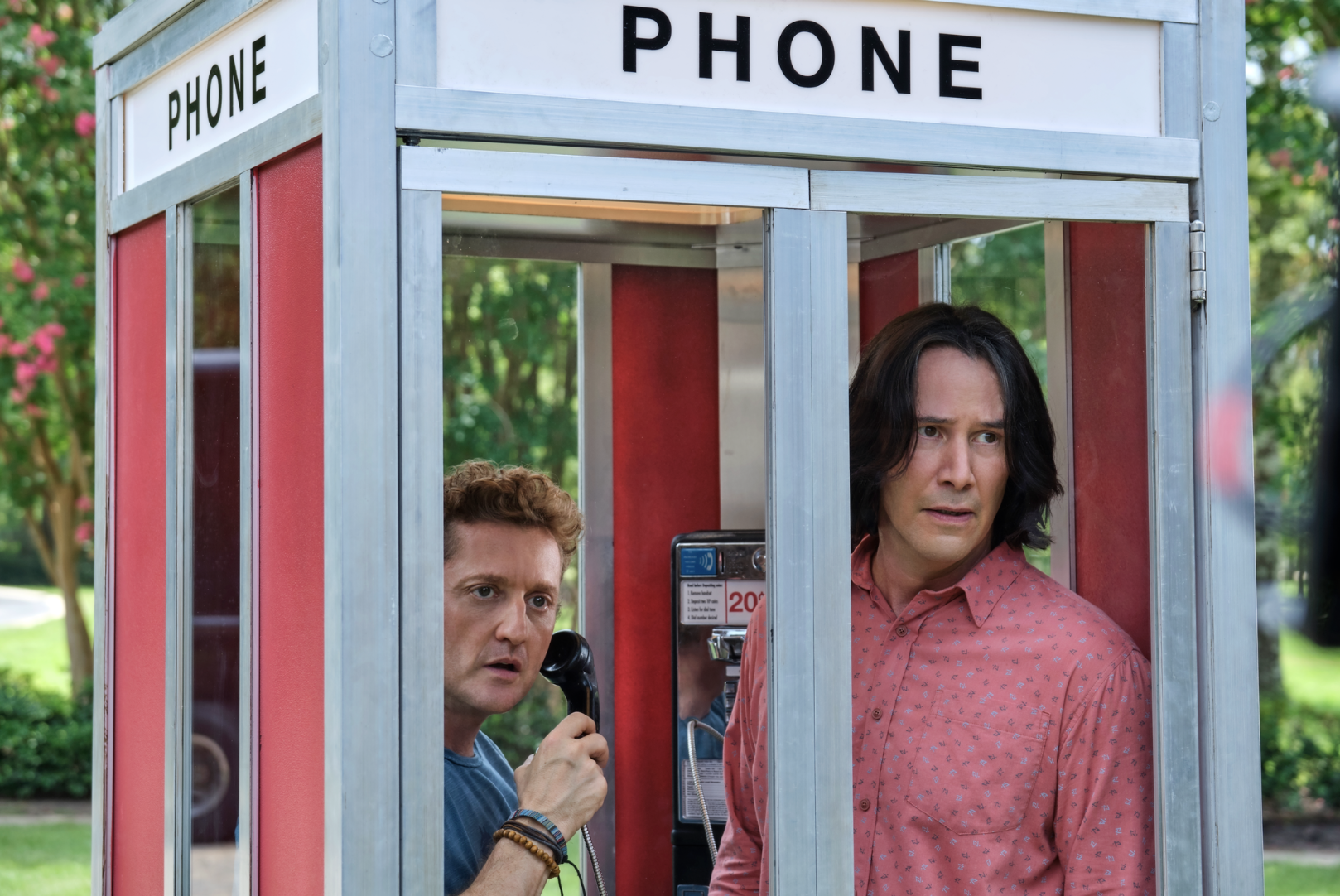 """Teaser Trailer: """"Bill & Ted Face The Music"""" + New Movie Poster and Stills!"""