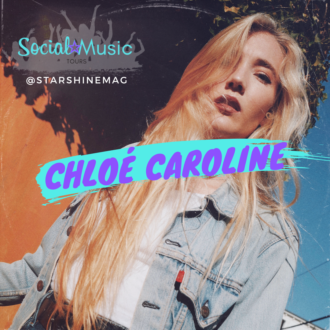 Get to Know SoCal Singer-Songwriter Chloé Caroline!