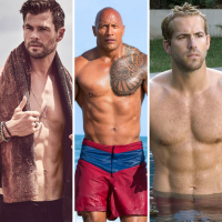 Sexy Movie Star Dads That Make Us Swoon