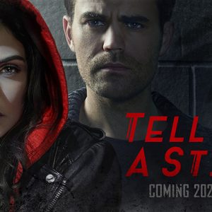 The CW Set to Premiere Fairy Tale Thriller 'Tell Me A Story' July 28th!