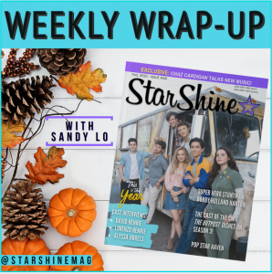 Weekly Wrap-Up with Sandy Lo