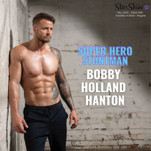 Thor Stuntman Bobby Holland Hanton Talks About His Career + Working with Chris Hemsworth