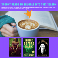 Spooky Reads to Snuggle Into This Season