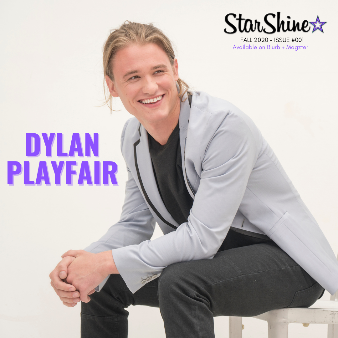 Letterkenny's Dylan Playfair Talks The Mighty Ducks series, Film Roles + more!