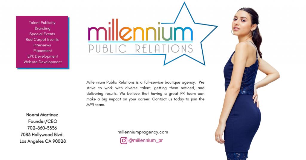 Millennium Public Relations