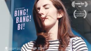 Jessica Huras Brings Awareness to Bi-Identity Struggles with Film 'BING! BANG! BI!'
