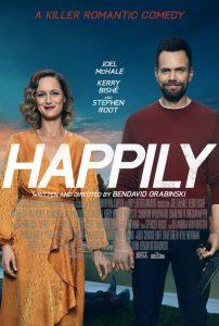 Writer/Director BenDavid Grabinski's Dark Comedy 'Happily' Stars Joel McHale + Kerry Bishé