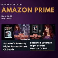 Suzanne's Saturday Night Scares Introduces Classic Horror Films!